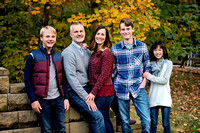 Proffitt Family Fall 2017